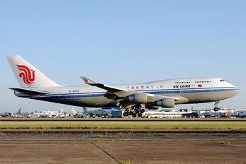 B-2548 - Air China Boeing 747-400