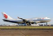 B-2548 - Air China Boeing 747-400 aircraft