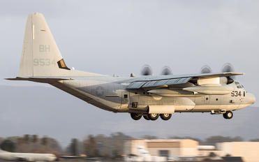 169534 - USA - Marine Corps Lockheed KC-130J Hercules