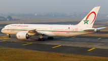 CN-RGT - Royal Air Maroc Boeing 787-8 Dreamliner aircraft