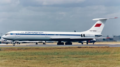 CCCP-86502 - Aeroflot Ilyushin Il-62 (all models)