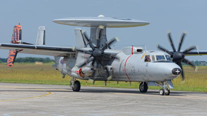 165456 - France - Navy Grumman E-2C Hawkeye