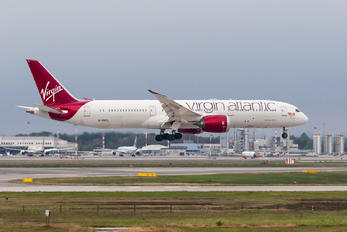 G-VNYL - Virgin Atlantic Boeing 787-9 Dreamliner