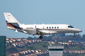 N523QS - Untitled Textron Aviation Cessna 700 Citation Longitude