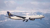 HZ-AQ12 - Saudi Arabian Airlines Airbus A330-300 aircraft