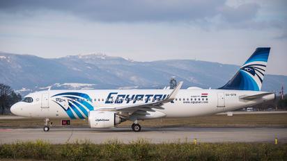 SU-GFN - Egyptair Airbus A320 NEO
