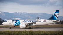 SU-GFN - Egyptair Airbus A320 NEO aircraft