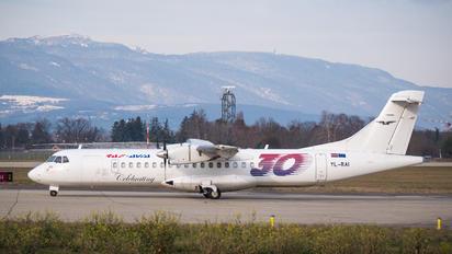 YL-RAI - RAF Avia ATR 72 (all models)