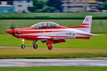 A-105 - Switzerland - Air Force Pilatus PC-21