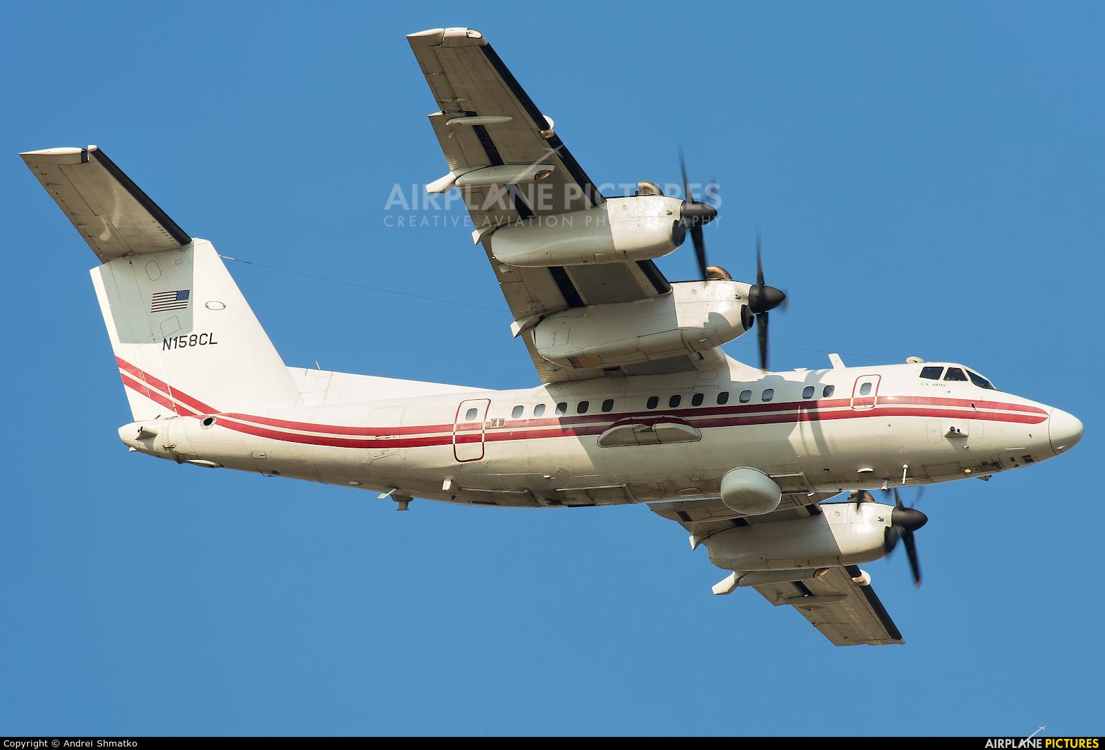USA - Army N158CL aircraft at Off Airport - South Korea
