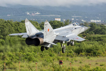 RF-95432 - Russia - Air Force Mikoyan-Gurevich MiG-31 (all models)