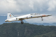 83-00125 - Taiwan - Air Force Northrop F-5F Tiger II aircraft