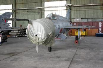 134 - Croatia - Air Force Mikoyan-Gurevich MiG-21bisD