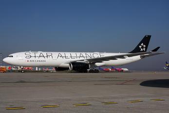 C-GEGP - Air Canada Airbus A330-300