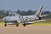 G-SABR - Golden Apple Operations North American F-86 Sabre aircraft