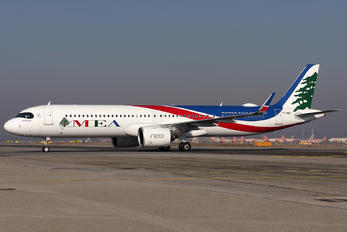 T7-ME7 - MEA - Middle East Airlines Airbus A321 NEO