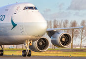 B-LJG - Cathay Pacific Cargo Boeing 747-8F aircraft