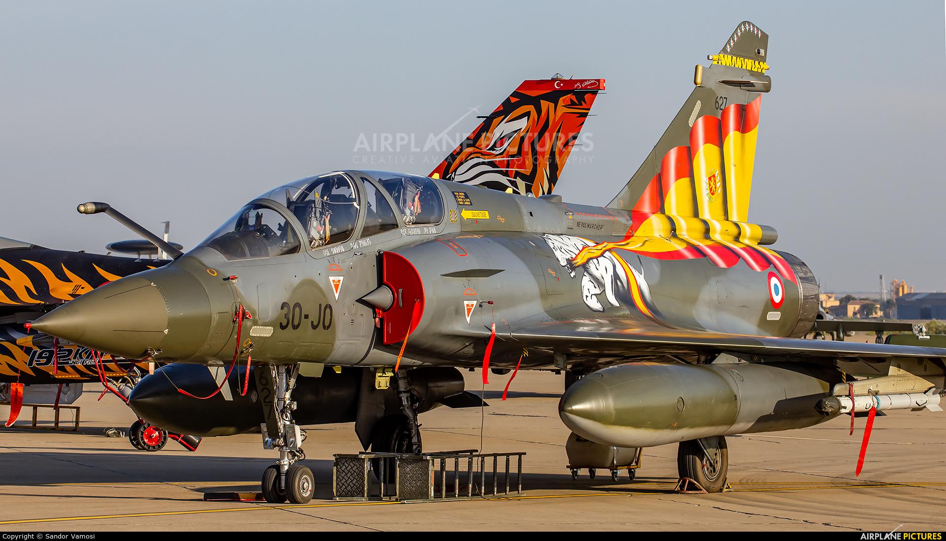 France - Air Force 627 aircraft at Zaragoza