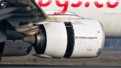 TC-NBK - Pegasus Airbus A320 NEO
