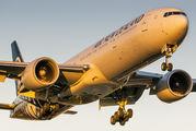 ZK-OKS - Air New Zealand Boeing 777-300ER aircraft