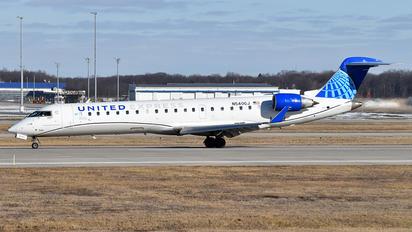 N540GJ - United Express Bombardier CRJ-700