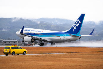 JA05AN - ANA - All Nippon Airways Boeing 737-700