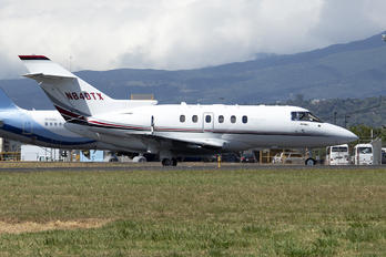 N480TX - Private Hawker Beechcraft 800XP