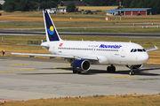 TS-INB - Nouvelair Airbus A320 aircraft