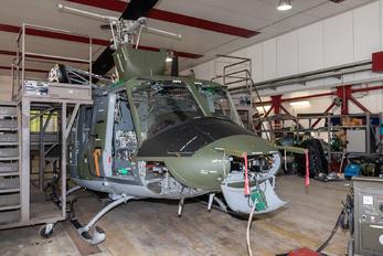 MM81154 - Italy - Air Force Agusta / Agusta-Bell AB 212AM