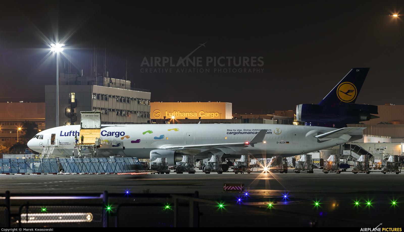 - Airport Overview D-ALCH aircraft at Frankfurt