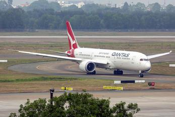 VH-ZNI - QANTAS Boeing 787-9 Dreamliner