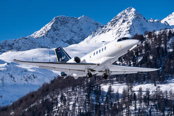 OE-GLC - Goldeck-Flug Cessna 680A Latitude