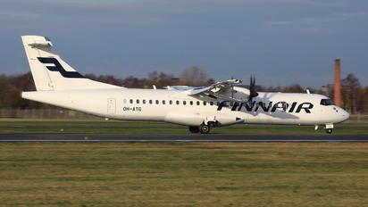 OH-ATG - Finnair ATR 72 (all models)