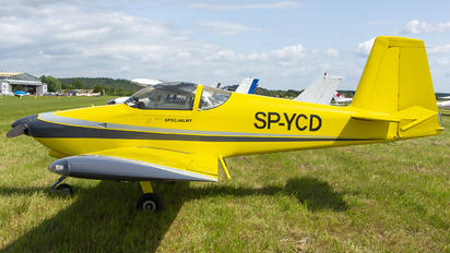 SP-YCD - Private Vans RV-7