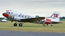 OY-BPB - Danish Dakota Friends Douglas C-47A Skytrain aircraft