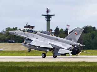4086 - Poland - Air Force Lockheed Martin F-16C block 52+ Jastrząb