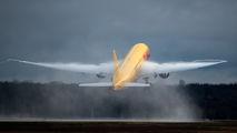 D-AALM - DHL (Aerologic) Boeing 777F aircraft