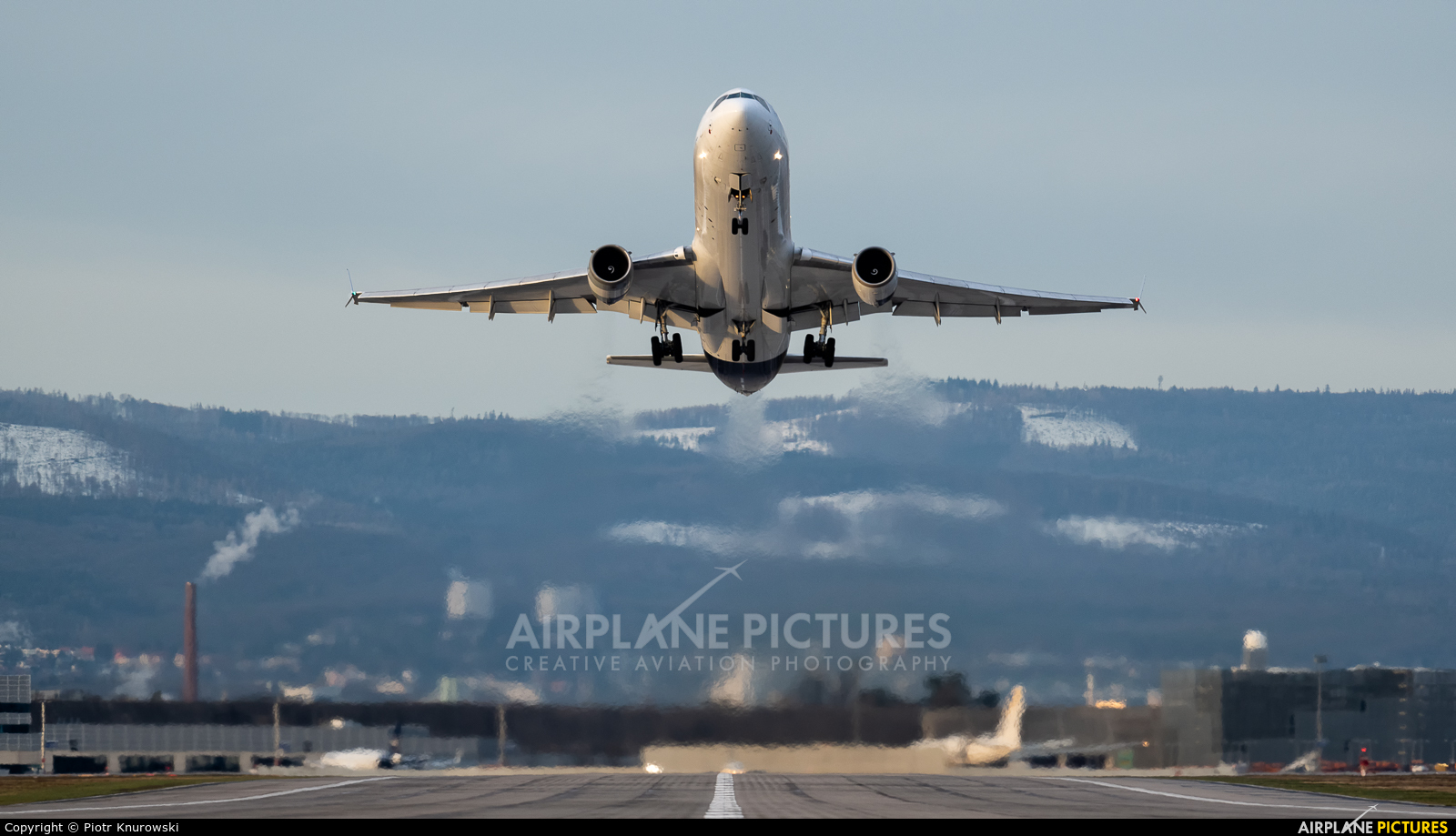 Lufthansa Cargo D-ALCD aircraft at Frankfurt
