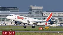 F-HBLG - Air France - Hop! Embraer ERJ-190 (190-100) aircraft