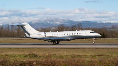 VQ-BVA - Rusjet Aircompany Bombardier BD-700 Global 5000