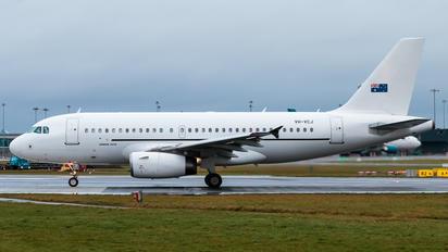 VH-VCJ - Private Airbus A319