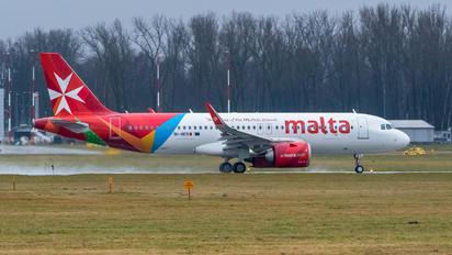 9H-NEB - Air Malta Airbus A320 NEO