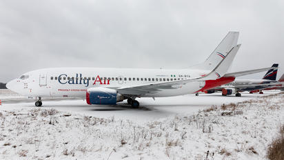 5N-BYQ - Cally Air Boeing 737-300