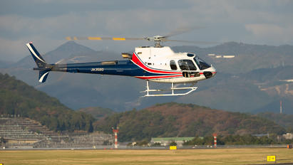 JA35BD - Noevir Aviation Eurocopter AS350B3