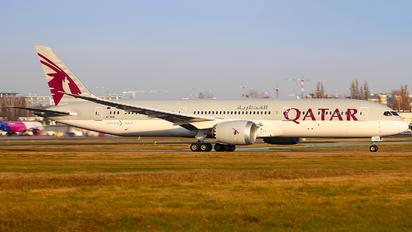 A7-BHG - Qatar Airways Boeing 787-9 Dreamliner