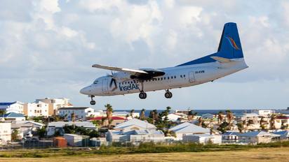 PJ-KVN - Insel Air Fokker 50F