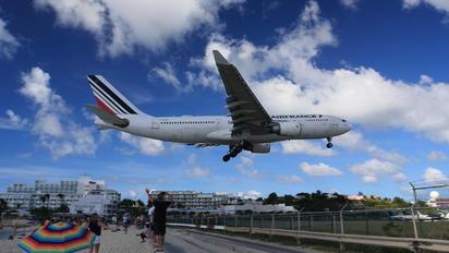 F-GZCO - Air France Airbus A330-200