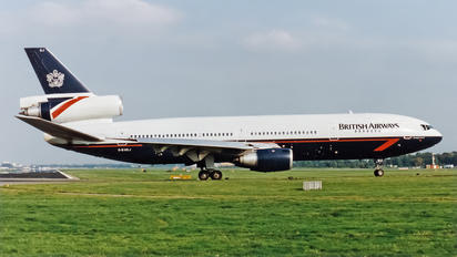 G-BHDJ - British Airways McDonnell Douglas DC-10-30