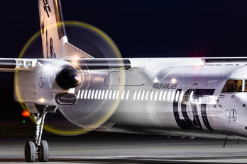 SP-EQK - LOT - Polish Airlines de Havilland Canada DHC-8-402Q Dash 8