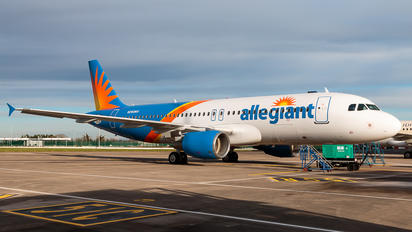 N290NV - Allegiant Air Airbus A320